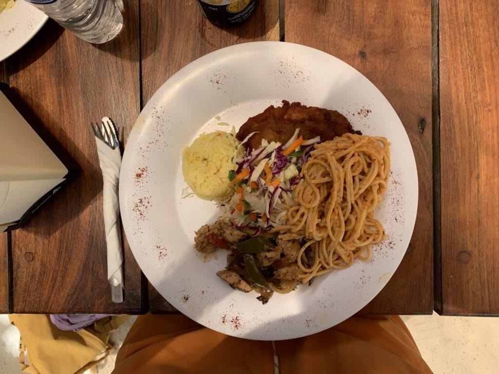 Punta Allen restaurants