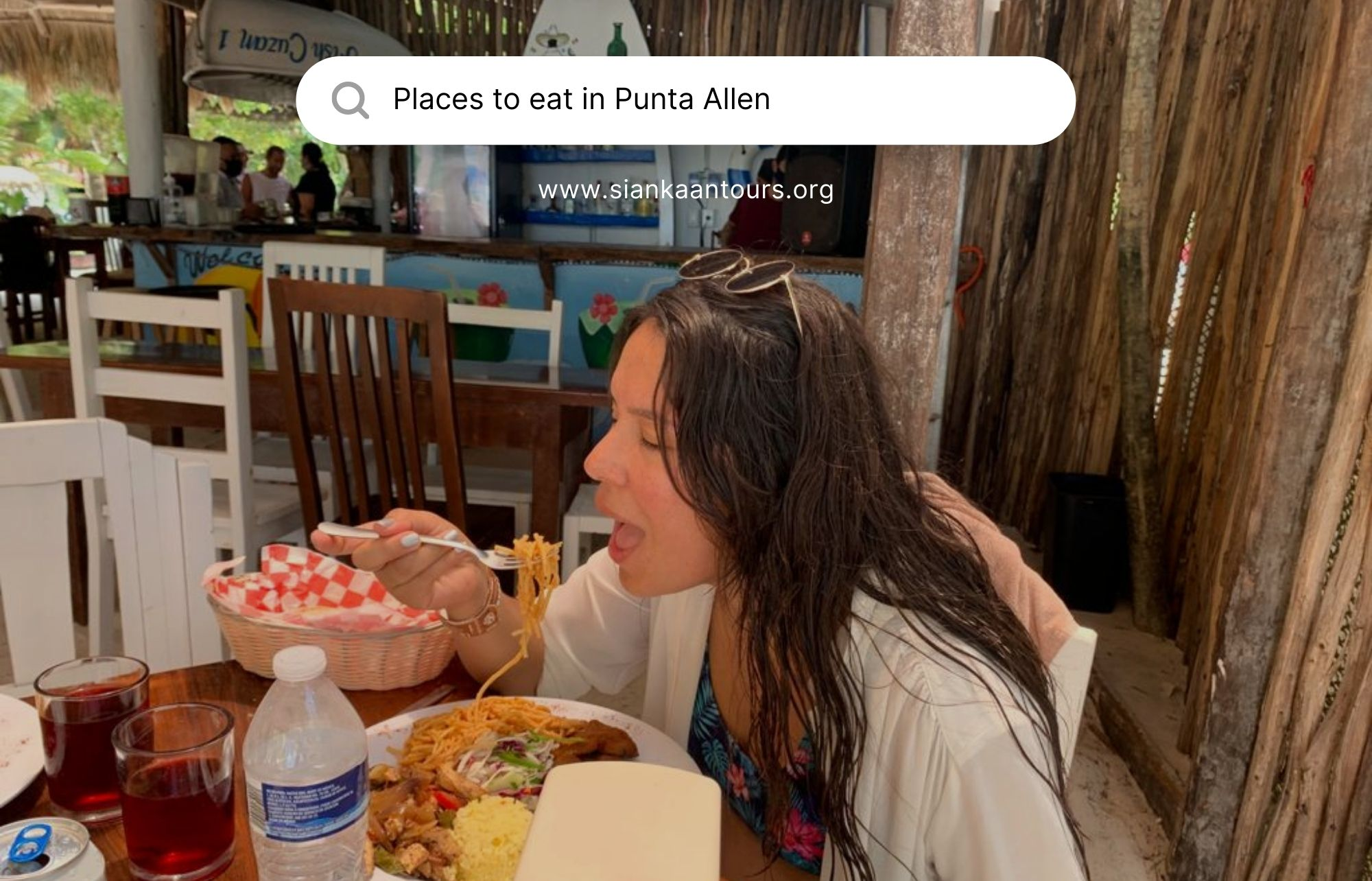 places to eat in Punta Allen